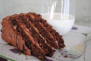 eloise's pastries chocolate layer cake