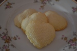 Butter Cookie Hearts